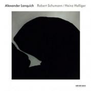 Alexander Lonquich: Schumann / Holliger - CD