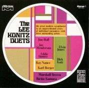 Lee Konitz: The Lee Konitz Duets - CD
