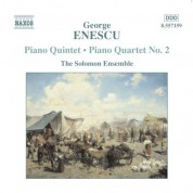 Enescu: Piano Quintet / Piano Quartet No. 2 - CD