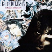 Bruce Dickinson: Tattooed Millionairie - CD
