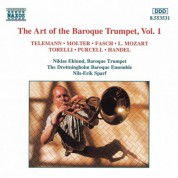 Niklas Eklund: Baroque Trumpet (The Art Of The), Vol.  1 - CD