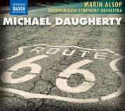 Marin Alsop: Michael Daugherty: Route 66 - CD