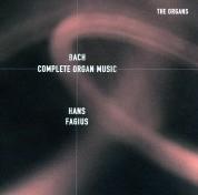 Hans Fagius: J.S. Bach: Complete Organ Music on 5 SACDs - SACD