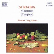 Scriabin: Mazurkas (Complete) - CD