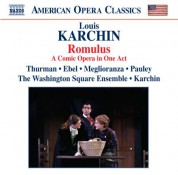 Louis Karchin: Karchin: Romulus - CD