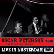 Oscar Peterson: Live In Amsterdam 1960 - CD