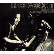 Rhoda Scott: Live at the Club Saint-Germain - CD