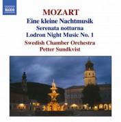 Mozart: Serenades No. 6 and 13, 'Eine Kleine Nachtmusik' / Divertimento No. 10 - CD