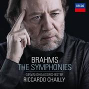 Riccardo Chailly, Gewandhausorchester Leipzig: Brahms: The Symphonies - CD