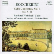Boccherini: Cello Concertos, Nos. 9-12 - CD