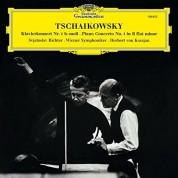 Berliner Philharmoniker, Herbert von Karajan, Mstislav Rostropovich, Sviatoslav Richter, Wiener Philharmoniker: Tchaikovsky: Piano Concerto No 1 - Plak