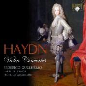 L'Arte dell'Arco, Federico Guglielmo: Haydn: Violin Concertos - CD