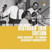 David Oistrakh, Lev Oborin, Sviatoslav Knushevitsky: Historical Russian Archives - Oistrakh Trio - CD