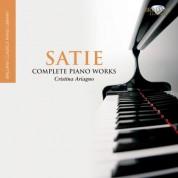 Christina Ariagno: Satie: Complete Piano Works - CD