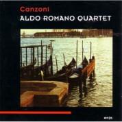 Aldo Romano: Canzoni - CD