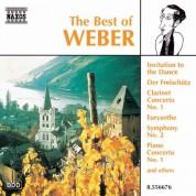 Weber (The Best Of) - CD