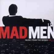 Çeşitli Sanatçılar: OST - Mad Men ''Music From The TV Series