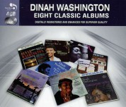 Dinah Washington: Eight Classic Albums - CD