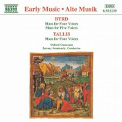Byrd / Tallis: Masses - CD