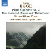 Havard Gimse: Norwegian Piano Music - CD