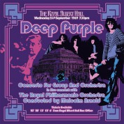Deep Purple: Concerto For Group & Orchestra - Plak