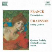 Franck: Piano Quintet / Chausson: String Quartet - CD