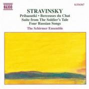 Stravinsky: Chamber Music - CD