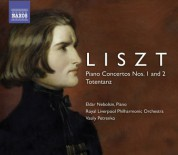 Eldar Nebolsin: Liszt, F.: Piano Concertos Nos. 1 and 2 / Totentanz - CD