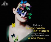 Andrea Marcon, Daniel Behle: Caldara: La Concordia De' Pianeti - CD