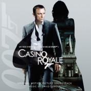 David Arnold: Casino Royale (Translucent Blue Vinyl) - Plak