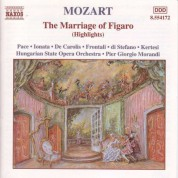 Natale de Carolis, Hungarian State Opera Orchestra, Pier Giorgio Morandi, Patrizia Pace: Mozart: The Marriage of Figaro (Highlights) - CD