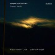 Kiev Chamber Choir, Mykola Hobdych: Valentin Silvestrov: Sacred Works - CD