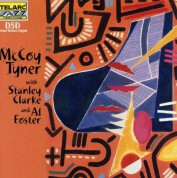 McCoy Tyner With Stanley Clarke And Al Foster - CD