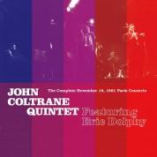 John Coltrane: The Complete November 18, 1961 Paris Concerts - CD