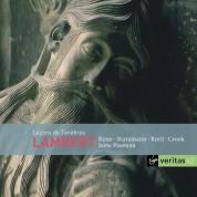 Noémi Rime, Nathalie Stutzmann, Charles Brett, Howard Crook: Lambert: Leçons de Ténèbres - CD