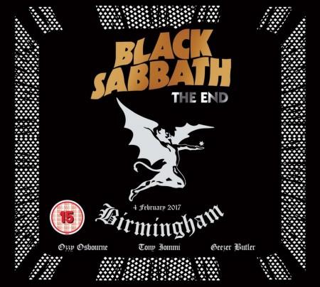 Black Sabbath: The End (Live in Birmingham) - DVD