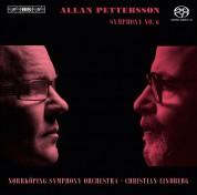 Norrköping Symphony Orchestra, Christian Lindberg: Allan Pettersson: Symphony No.6 - SACD