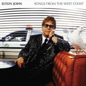 Elton John: Songs From The West Coast (Remastered - Limited-Edition) - Plak