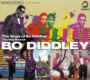 Bo Diddley: The Story Of - CD
