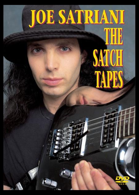 Joe Satriani: The Satch Tapes - DVD
