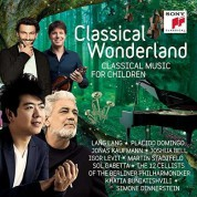 Çeşitli Sanatçılar: Classical Wonderland ( Classical Music for Children) - CD