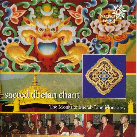 Sherab Ling Monks: Sacred Tibetan Chant - CD