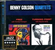 Benny Golson: Free + Turning Point - CD