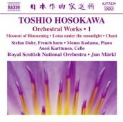 Stefan Dohr, Anssi Karttunen, Momo Kodama, Jun Märkl, Royal Scottish National Orchestra: Toshio Hosokawa: Orchestral Works, Vol. 1 - CD