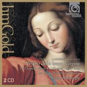 La Chapelle Royale, Collegium Vocale Gent, Philippe Herreweghe: Monteverdi: Vespro della Beata Vergine - CD