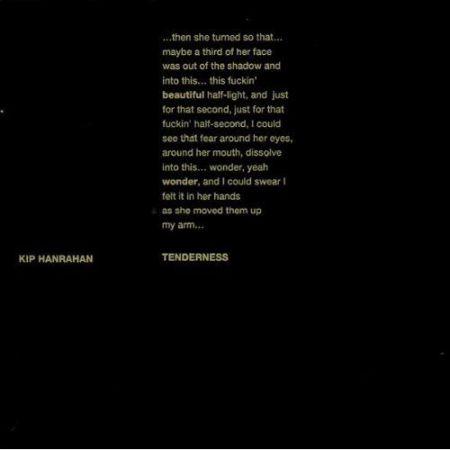 Kip Hanrahan: Tenderness - CD