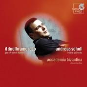 Andreas Scholl, Accademia Bizantina, Ottavio Dantone: Handel: Il duello amoroso - CD