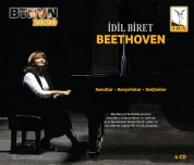 İdil Biret: Beethoven:  Seçmeler (Sonatlar, Konçertolar, Senfoniler) - CD