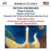 Eberhard: Piano Concerto / Prometheus Wept - CD