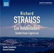 Gerard Schwarz: Strauss: Ein Heldenleben - Sextet from Capriccio - CD